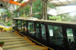 Furnicular Train