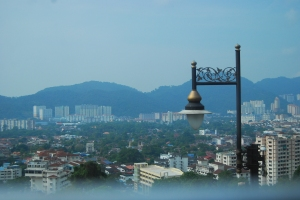 View from Bukit Bendera