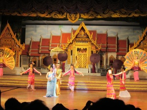Cultural dance and performances