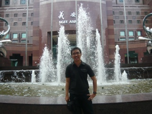Ngee Ann City, Orchard Road...2010