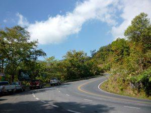 Road to Doi Suthep