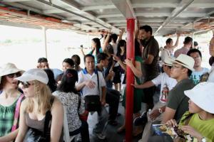 Ferry to Wat Arun