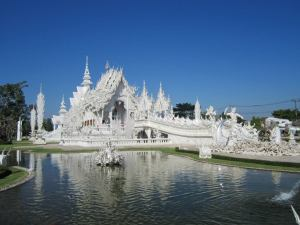 Wat Rong Khun aka The White Temple