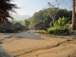 Karen Tribe Village