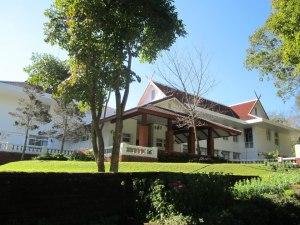 Modern Villa at Bhubing Palace