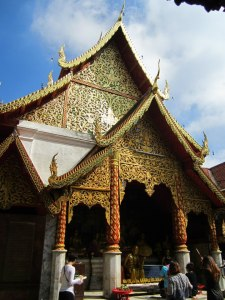 Lanna Building,Doi Suthep