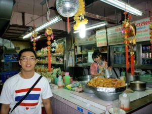 Warorot Market Coffee Stall