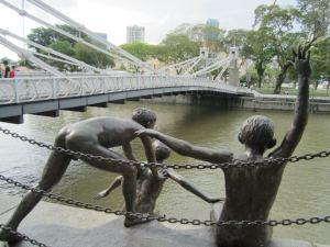 Children Bronze Statues