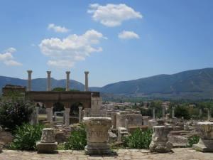 Ruins of St John