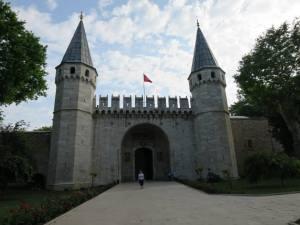 Gerbang Istana Topkapi