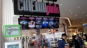 Loket tiket Cinema Pink