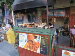 Restoran Testi Kebab di Goreme
