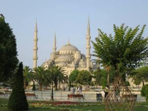Blue Mosque aka Mesjid Sultan Ahmet