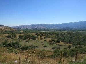 Pemandangan dari Gunung Bulbul