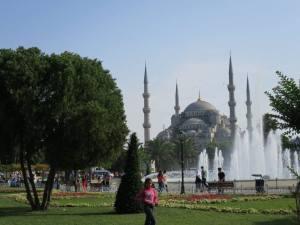 Taman Sultanahmet