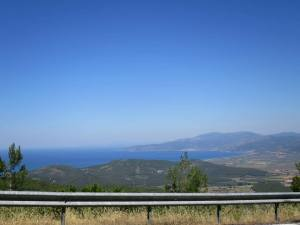 View dari Gunung Bulbul