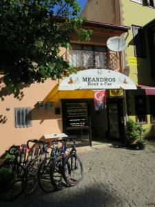 Meandros Rental Shop
