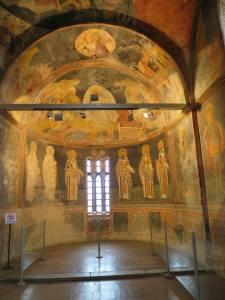 Mosaik Para Bapa Gereja