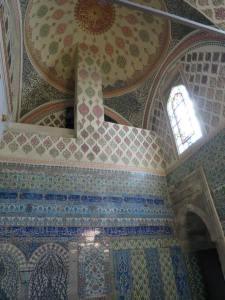 Salah satu ruangan di Harem, Istana Topkapi