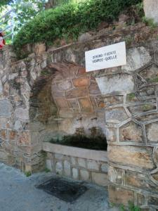 Spring of Holy Water