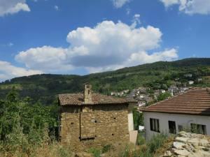 Salah satu rumah tua di Sirince