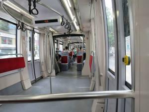 Interior Tram