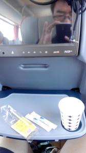 LCD dan meja lipat