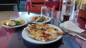 Pide with Egg