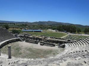 Grand Theater of Miletus
