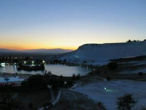 View of Pamukkale