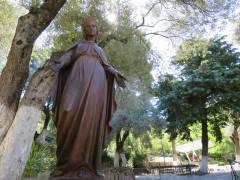 Patung Bunda Maria (Rumah Bunda Maria
