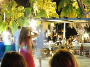 Turkish Belly Dancer