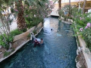 Antique Pool/Cleopatra's Pool