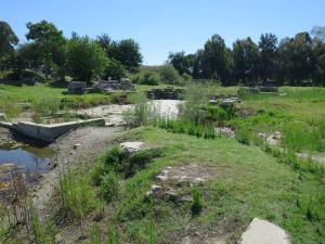 fondasi Kuil Artemis