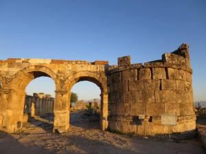 Frontinus Gate