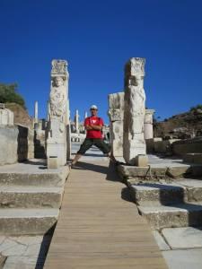 Between Heracles Gate