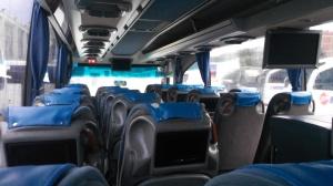 Kondisi bis Pamukkale