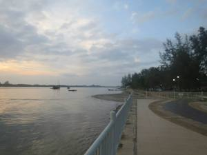 Krabi Riverbank