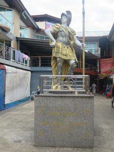 Alexander The Great nyasar di Ao Nang