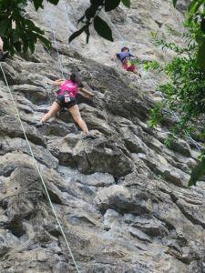 Rock Climbing anyone?