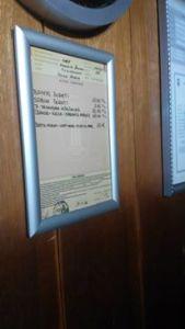 Daftar harga dan layanan