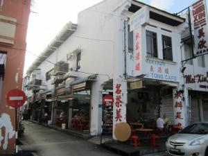 De Tai Tong Cafe, tempat dimsum mantap di Penang
