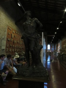 Catacombe San Sebastian