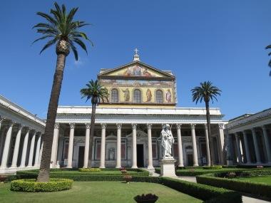 Basilica St Paul Outside the Walls