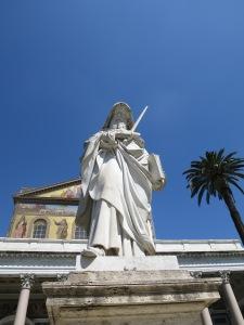 Patung Santo Paulus