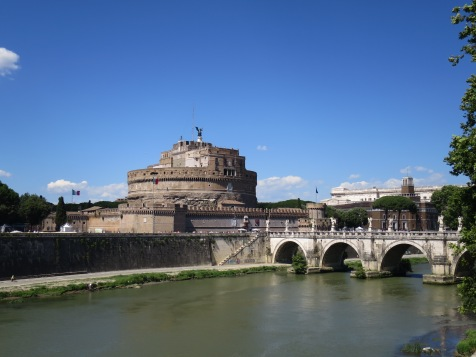 Castel Sant' Angelo and Ponte Sant Angelo