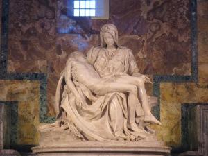 Pieta karya Bernini