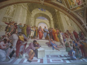 School of Athens karya Raphael