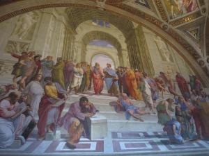 School of Athens karya Raphael