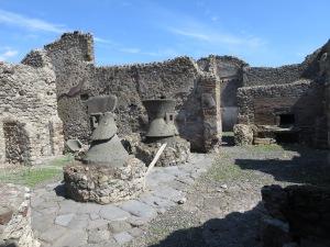 Bakery zaman Romawi